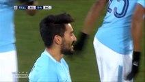 0-4 İlkay Gündoğan Goal FC Basel 0-4 Manchester City - 13.02.2018