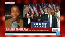 Etats-Unis : quelle sera la politique africaine de Donald Trump ?
