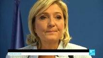 """Selon Marine Le Pen, l'élection de Donald Trump """"n'est pas la fin du monde"""" mais """"la fin d'un monde"""""""