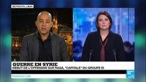 Les Forces démocratiques syriennes lancent une offensive contre l'EI à Raqqa