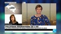 """Politique migratoire de l'UE : """"La nouvelle agence disposera de nouvelles missions"""""""