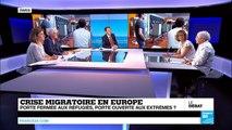 Crise migratoire en Europe : porte fermée aux réfugiés, porte ouverte aux extrêmes ? (partie 1)