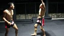 Muay boran Demonstration  by Lanna Fighting Muay Thai  (HD720p)