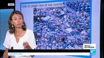"""""""À Marseille, l'un des pires feux des vingt dernières années"""""""