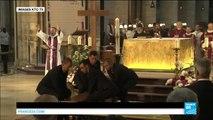 Attentat Saint-Étienne-du-Rouvray : le père Hamel inhumé dans un endroit tenu secret