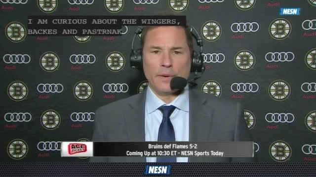 Bruins Overtime Live: Bruce Cassidy Lauds Bruins Veteran Leadership For Team's Win Over