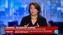 Attentat à Nice - Aucune revendication pour le moment. Les précisions sur l'attaque avec Wassim Nasr