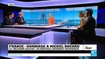 """Hommage à Michel Rocard : La """"deuxième gauche"""", un héritage largement revendiqué (partie 2)"""
