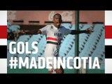 GOLS #MADEINCOTIA - LIBERTADORES SUB-20: SPFC 6 X 1 ATL. VENEZUELA | SPFCTV