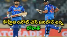 Ind vs SA 5th ODI : Rohit Sharma Trolled for Run Out Disasters With Kohli