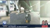 Quand un Boeing d'Air Algérie perd une roue, un appareil d'United Airlines perd une partie de son réacteur en plein vol
