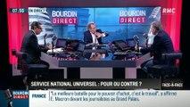 Brunet & Neumann : Êtes-vous pour ou contre le service national universel ? - 14/02