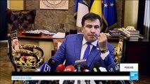 Ukraine : le bilan mitigé de l'ancien président géorgien devenu gouverneur d'Odessa