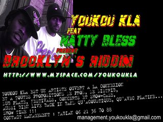 YOUKOU KLA / NATTY  BLESS