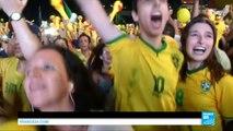 Brésil : le Parlement vote la destitution de Dilma Rousseff dans une ambiance électrique