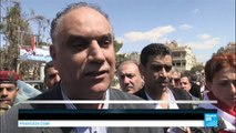 Syrie : Palmyre libérée des jihadistes du groupe EI, dévastée mais toujours debout