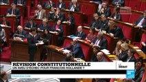 Réforme constitutionnelle : un aveu d'échec pour François Hollande ?