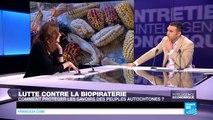 """Biopiraterie : """"un vol des savoirs"""" des populations autochtones"""