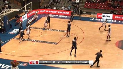 ProB 2018 - J6  Le Havre vs Charleville-Mézières - By LNB TV