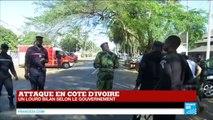"""Grand-Bassam : """"Les jihadistes sont rentrés dans notre hôtel"""""""