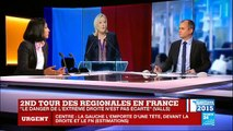 """Régionales 2015 - """"Une majorité de Français ont montré qu'ils ne veulent pas du Front national"""""""