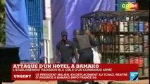 """Assaut sur l'hôtel Radisson à Bamako : """"32 otages libérés, 3 otages tués par les terroristes"""""""