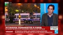 Attentats à Paris : Qui sont les terroristes, les kamikazes qui ont frappé la capitale ?