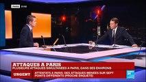 """Images de l'assaut sur le Bataclan à Paris : """"Des dizaines de cadavres. 2 terroristes tués"""""""