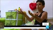 Jordanie : les chirurgiens bénévoles au chevet des enfants syriens