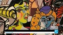 """""""Picasso.Mania"""" au Grand Palais - Le génie revisité par les maîtres de l'art contemporain"""