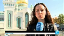Russie : Vladimir Poutine inaugure la Grande Mosquée de Moscou