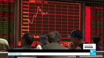 CHINE - AFRIQUE : Le ralentissement de l'économie chinoise inquiète l'Afrique