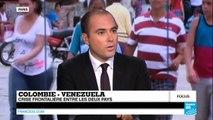 Venezuela-Colombie : la frontière de discorde