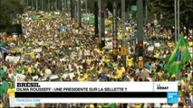 Brésil : Dilma Rousseff, une présidente sur la sellette ?