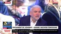 Johnny Hallyday : Laeticia Hallyday aurait évincé Daniel Hechter de son cercle d'amis (Vidéo)