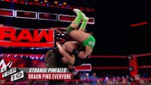 Strangest Superstar pinfalls_ WWE Top 10, Feb. 5, 2018