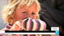 Yazidi ex-otage de l'EI : Mariée de force à 5 jihadistes successifs, elle parvient à s'échapper