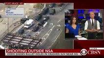 Une possible fusillade est survenue au siège de la NSA, à Fort Meade dans le Maryland