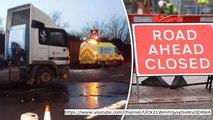 M6 TRAFFIC LATEST: Motorway debris pandemonium - one driving force sure as enormous accidents mov...