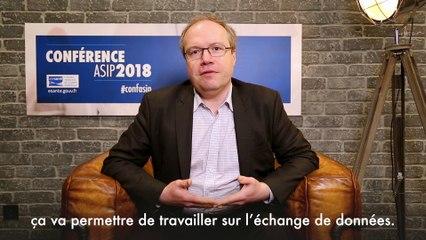 ITW Thierry Dart, Direction des affaires médicales à l'ASIP Santé