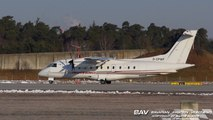 Dornier Do-328 Private Wings D-CPWF - departure from Manching Air Base [2160p25]