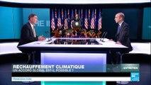 """Climat : """"Les chances sont bonnes"""" de parvenir à un accord à Paris"""