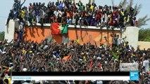 Au Burkina Faso, avec les artistes engagés