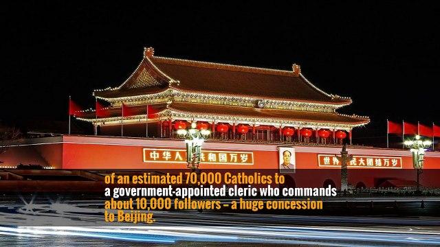 China's Catholics Rue Church's Slide as Powers Debate Control