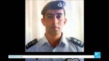 Le pilote jordanien brûlé vif par l'organisation de l'État islamique - EI