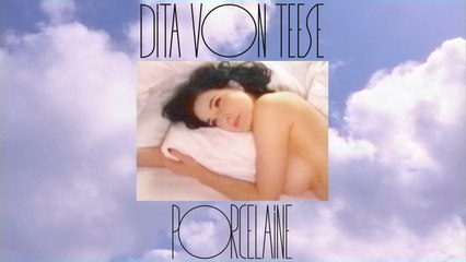 Dita Von Teese - Porcelaine (written and composed by Sébastien Tellier) (Official Audio)
