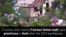 Minnie Driver stands down from Oxfam over Haiti scandal
