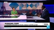 Burkina faso : l'armée reprend la caserne des ex-putschistes et tourne la page du coup d'État