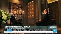 """QATAR 2022 : """"Certains pays ne veulent pas qu'un État arabe accueille la Coupe du monde"""""""