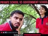 Types Of Schools Private School Vs Government School __ Amit Bhadana - by  Lakshmi  Tyagi